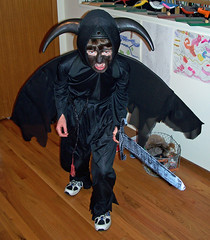 Balrog costume