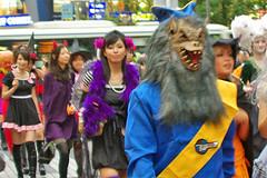 Thunderbird? Wolf Kawasaki Halloween 2008 21