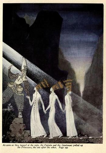 014- Las tres princesas de las montañas azules
