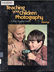 Teaching-your-children-photography, by Don Cyr (xpunklovex) Tags: 120 by vintage children photography step diana your don guide teaching 1979 cyr
