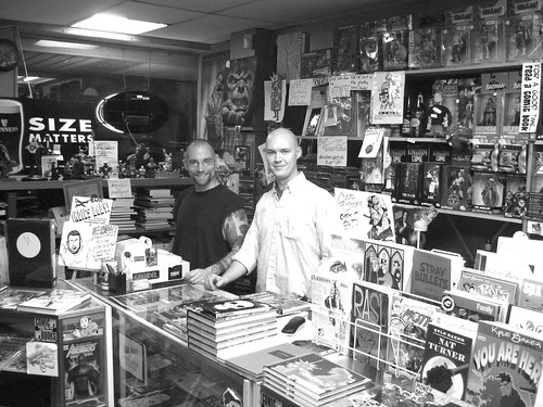 Don's Atomic Comics