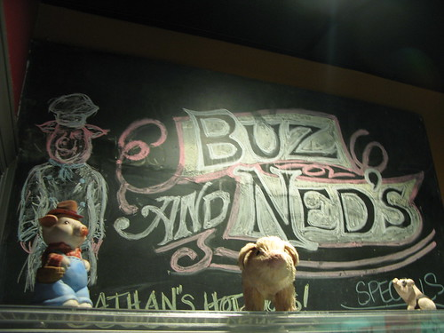 Buz and Ned's Real Barbecue, Richmond VA by you.