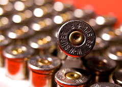 .38 special (rikj) Tags: macro gun bokeh revolver ammunition cartridge olympusc8080 rimmed 38special rikj manstopper sanitasperevolo stoppingpower centrefire silvalube