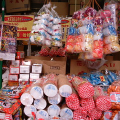 【写真】Cheap sweets (MiniDigi)
