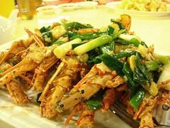 Lobster (Silly Jilly) Tags: hongkong stc offsite lammaisland msra rainbowseafoodrestaurant 南ㄚ島