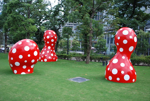 Yayoi Kusama's Dots obsession - Exposicao Dots obsession de Yayoi Kusama