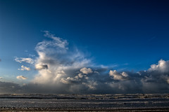 Composition with Clouds ((Erik)) Tags: sea beach clouds waves denhaag hdr duindorp 5xp ofzoiets dddbooster achterdezonschijnendewolken erikphotography compositionwithclouds