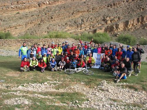 Raid Trans Atlas 2008. Bicicleta en Marruecos. Resumen del viaje