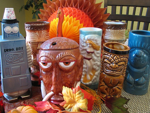 Tiki Thanksgiving