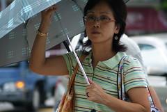 Under my umbrella--ella--ella..