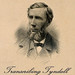 Image for my blog: V0005938 John Tyndall. Stipple engraving by C. H. Jeens, 1874.