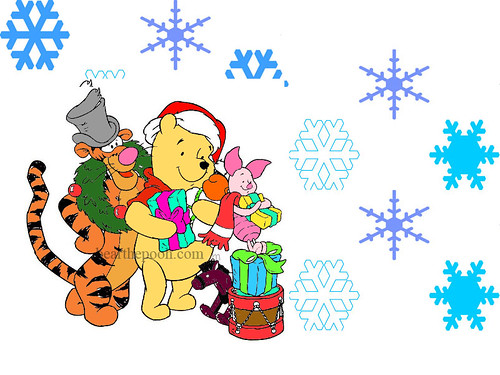 pooh bear wallpaper. Winnie the Pooh and Friends