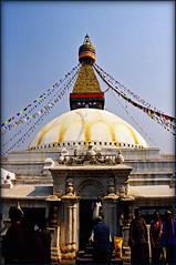 00 - 05 (Katarina 2353) Tags: travel nepal film photography nikon asia republic image stupa buddhist documentary social temples kathmandu federal democratic swayambhunath bodhnath katarinastefanovic katarina2353