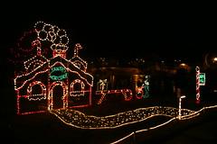 IMG_2320 (levelbest) Tags: santa christmas light holiday spectacular lights penguin dancing display twinkle led 2008 wireframe c9 c7 yaglenski