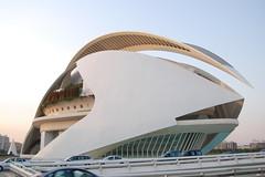 El Palau de les Arts Reina Sofía (Kevin Rodriguez Ortiz) Tags: valencia les de reina sofía arts palau felipe ciutat principe ciencies artsel