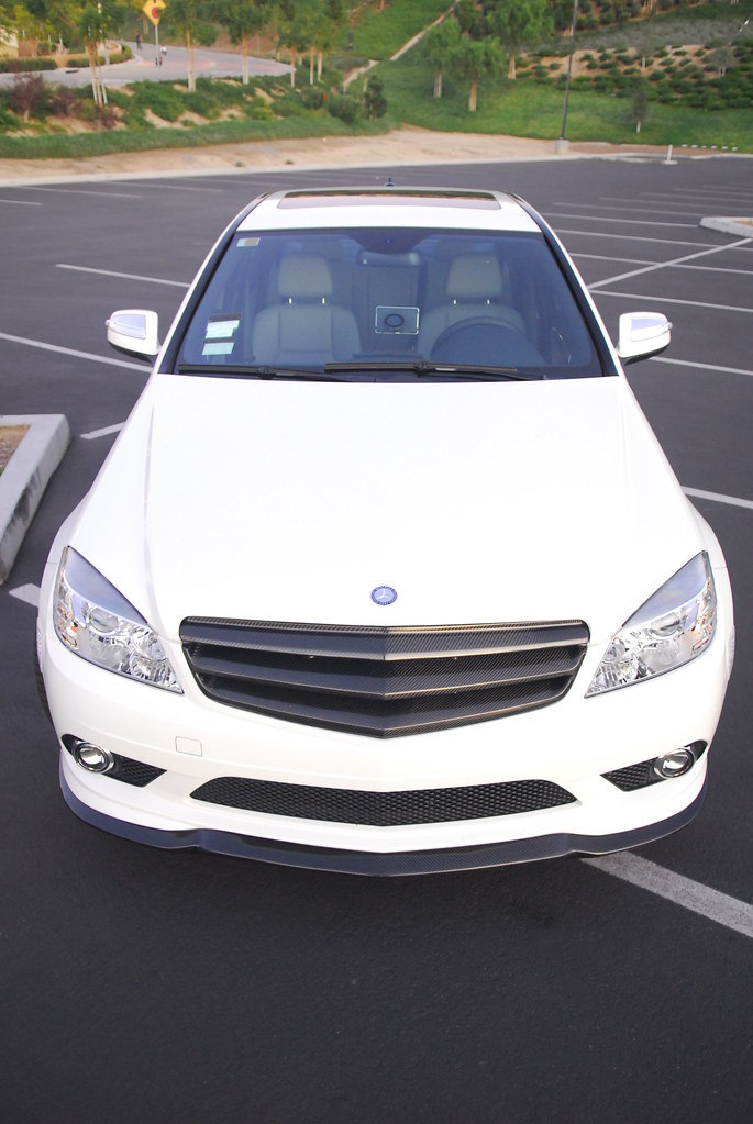 something poison for W204s Members - C-Class W205/S205('14