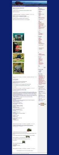 Dansk Land Rover Klub - Bornholms old website
