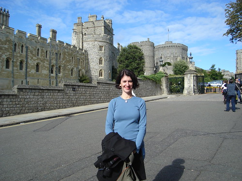 Windsor Castle and Frogmore BY 0808 034