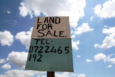 land for sale by Pernille