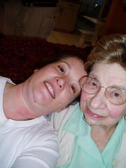 me & auntie irene
