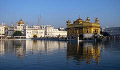 """the"" shot (jasleen_kaur) Tags: india sikh gurdwara amritsar goldentemple afc darbarsahib akaltakht"