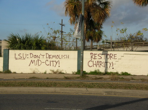 Don't Demolish Mid-City