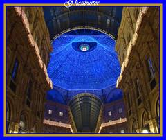 Milano - La Galleria natalizia by G.hostbuster