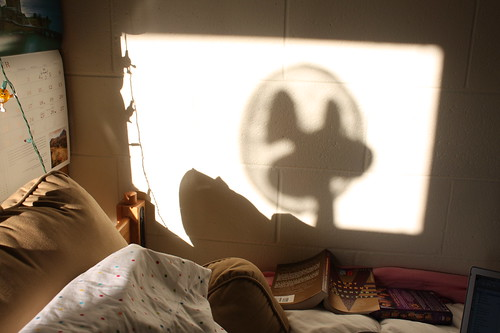 A fan grows from Vonnegut
