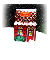 Come on a my house (Darling Starlings Flying the Nest) Tags: snow garden bench hearts box cottage matte littlehouse lilliput realsnow picniksnow clanflickr snowcoveredtable 2heartfelt houseonsnowyhill