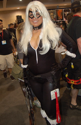 Comic Con 2009: Black Cat