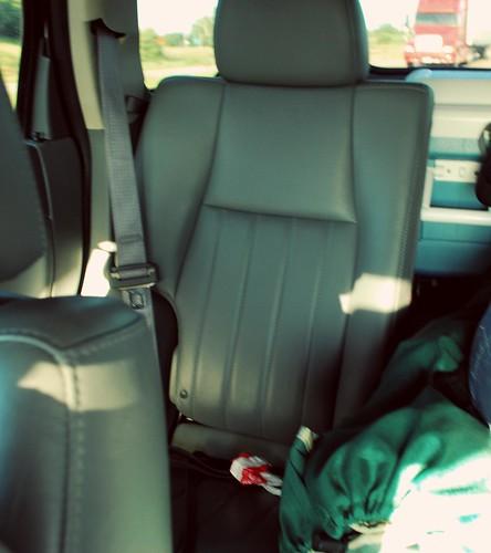 Harpo empty seat