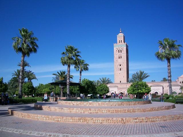 Koutoubia Minaret & Gardens