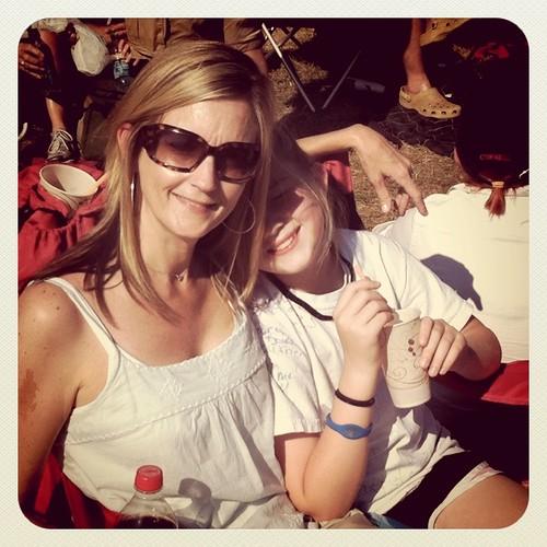 Trish and Macy