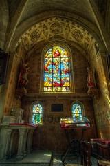 Eglise St Aignan HDR 3/5 (Guild of Mute Assassins C!) Tags: france church pentax gimp wideangle eglise hdr chartres 5xp qtpfsgui k20d eureloir mantiuk da15limited smcpentaxda15mmf4edallimited da15mmlimited smcpda15mmf40edal 15mmltd