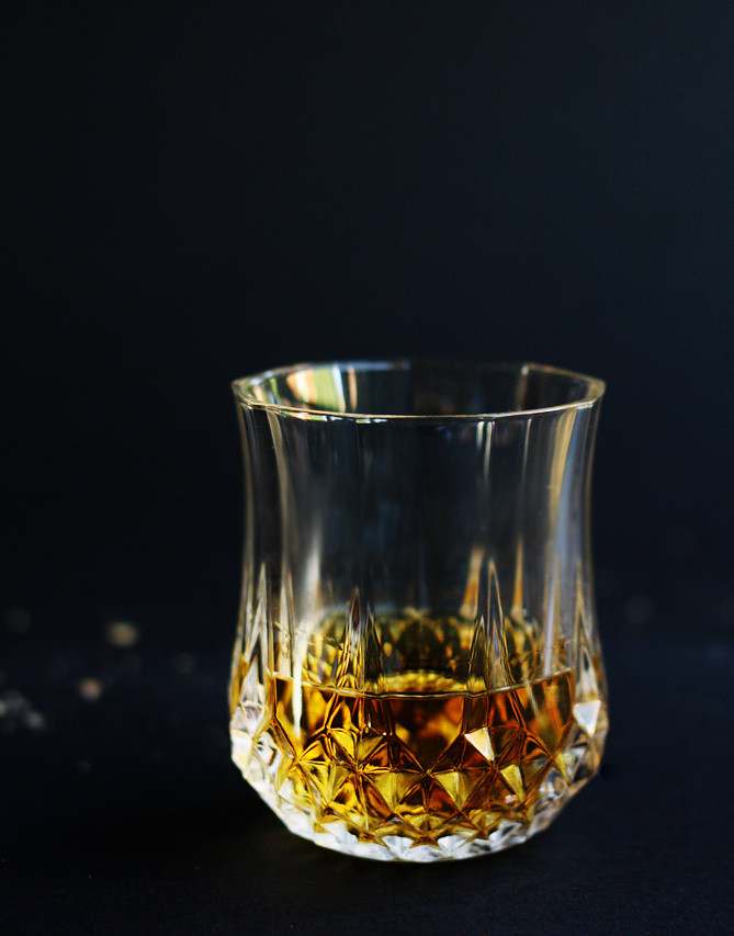 Nothing like a single malt to warm the cockles of one's heart ...