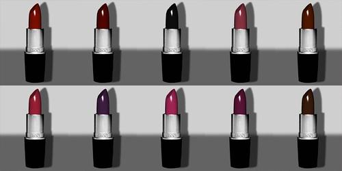 A:S:S - Glossorama lipstick