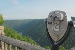 Cooper's Rock Overlook, WV