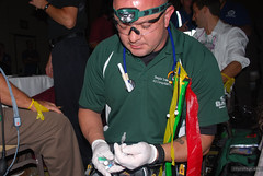 ALS Competition - EMS Week (citycollege) Tags: teams florida ambulance cpr hardrock firstaid citycollege firerescue lifesupport emsweek alscompetition
