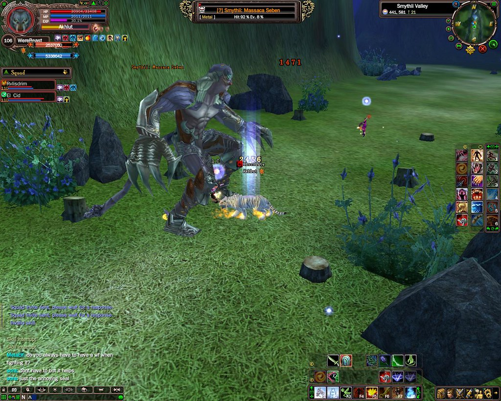Soloing CV Metal valley  5840608666_777db6a013_b