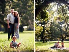 Liam   Infant & Family (Michael B. Johnston) Tags: family trees boy sunlight field sunshine lens oak nikon infant picnic child florida live orchard fl tallahassee pecan 70200mm d700