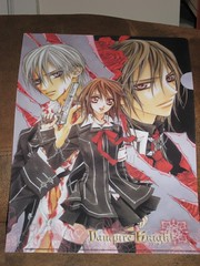 Vampire Knight Clear File