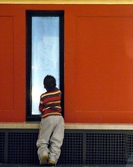 The Boy and The Window (Trish Mayo) Tags: boy newyork window wall brooklyn child museums brooklynmuseum artisticexpression mywinners wwwbrooklynmuseumorg diamondclassphotographer flickrdiamond theunforgettablepictures thebestofday gnneniyisi clevercreativecaptures