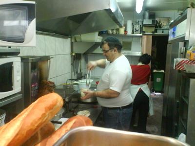 SOVA restaurant