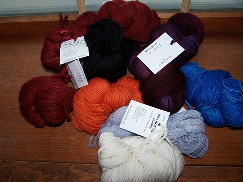 Bunch of Malabrigo