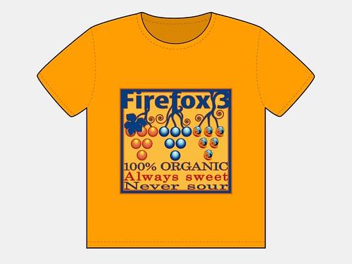 Grapes, Grapes, Grapes T-shirt (Happy Square Root Day!) 3/3/09