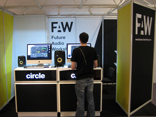 FAW booth