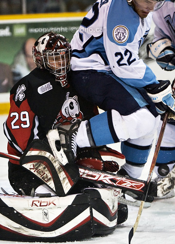 OHL Playoffs: Majors at IceDogs