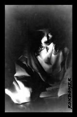 Mirada (roxboyer) Tags: estudio ojos tres blackwhitephotos