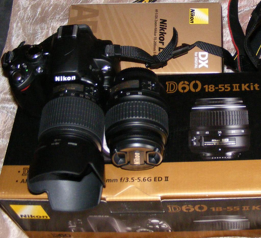 ...surprice - Nikon D60...