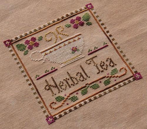 "Little House Needleworks ""Herbal Tea"""